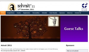 IIM Indore Advait 2011